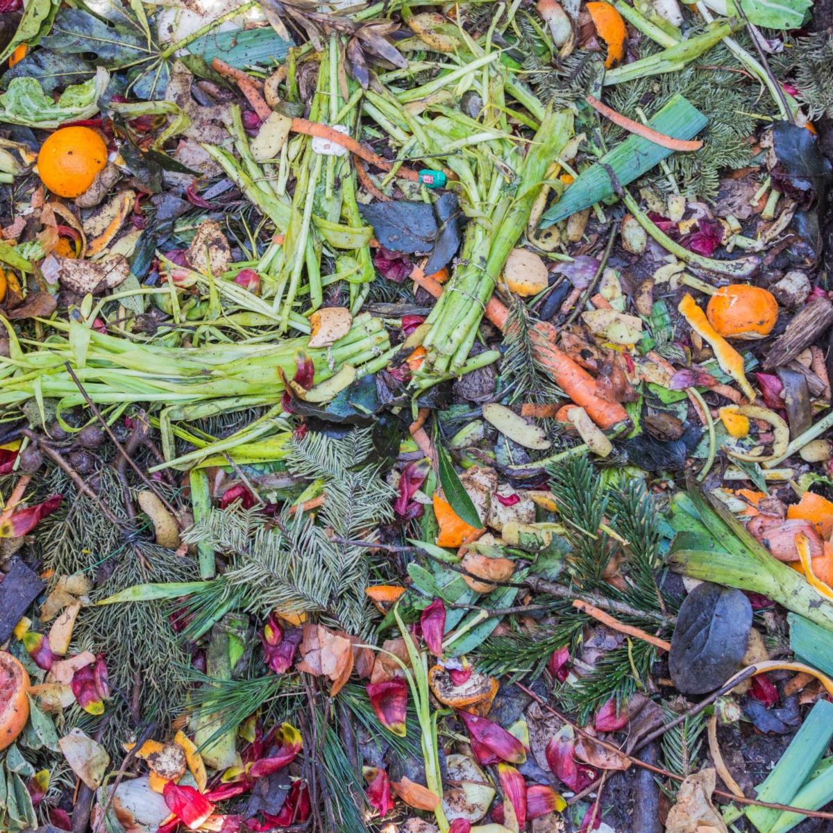 Stink-Free Composting