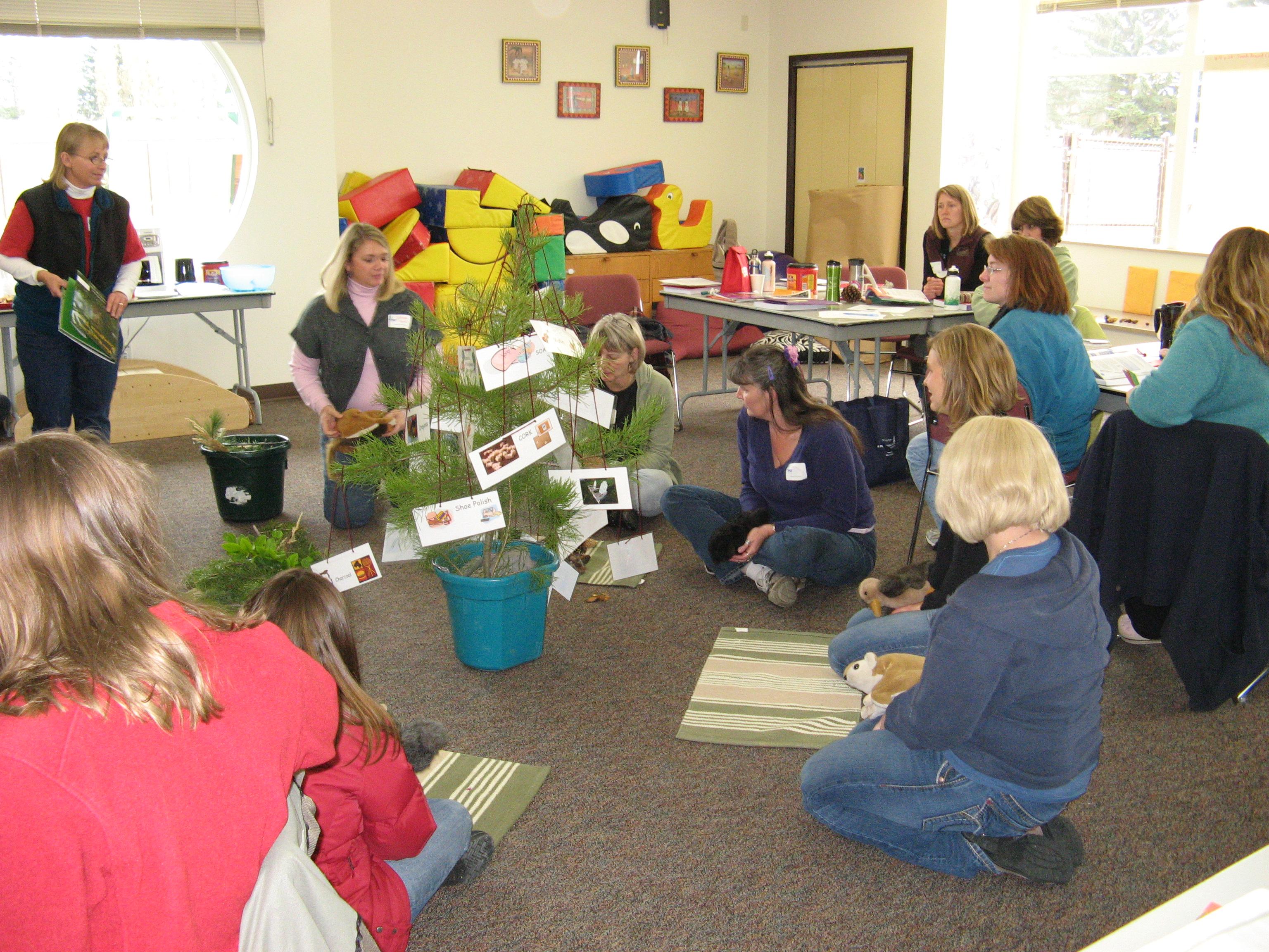 Project Learning Tree Educator Workshop